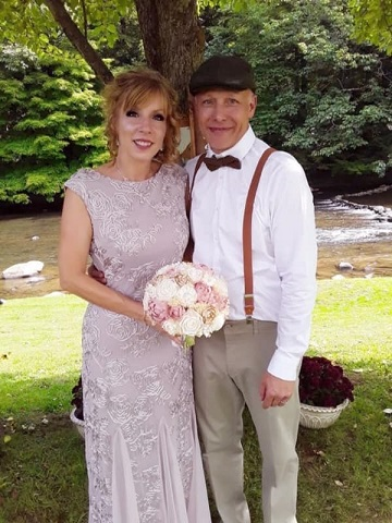 Mark and Mary Ginter