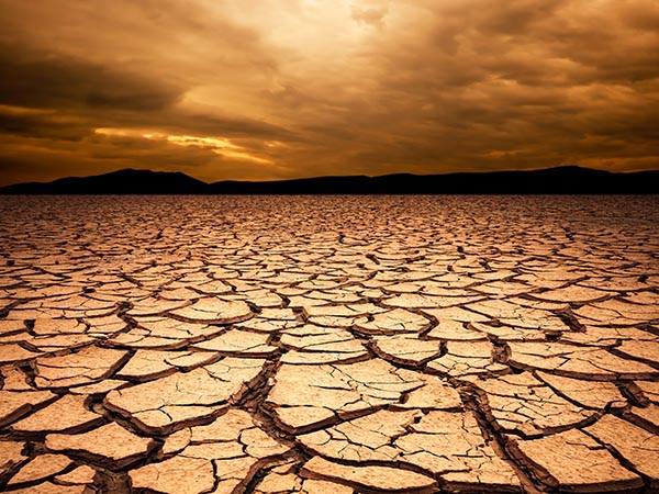 The American West is once again under severe drought conditions, and we are